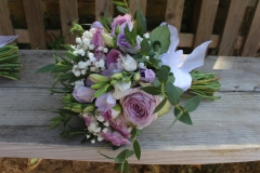 Country style bouquets